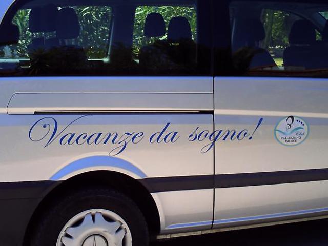 Hotel Pellegrino Palace - Servizio Navetta
