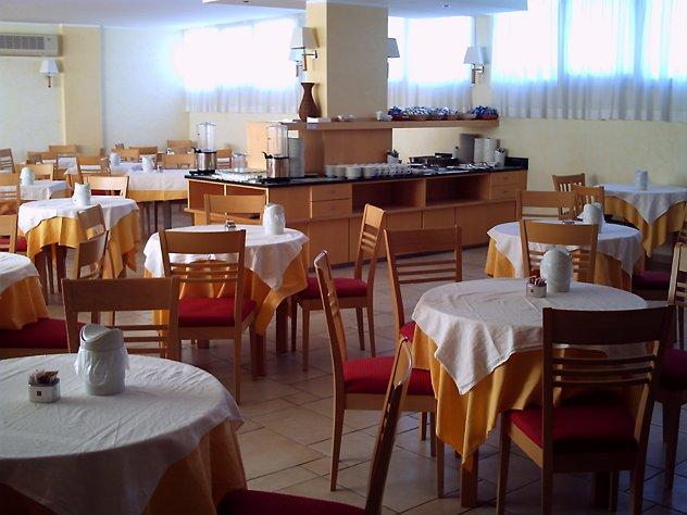 Pellegrino Palace Hotel - Sala Colazioni